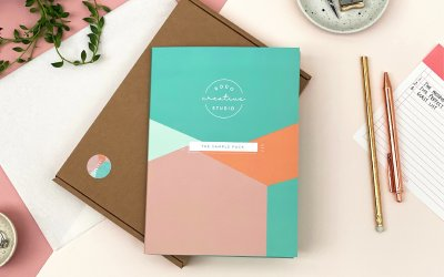 Wedding Stationery Sample Pack, the perfect Engagement Gift! by Rodo Creative