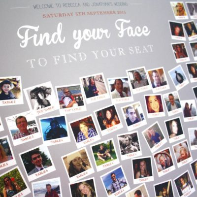 Photo Collage 'Find Your Face' 3