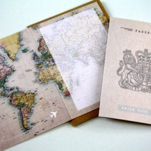 Passport Card - Designed by Rodo Creative