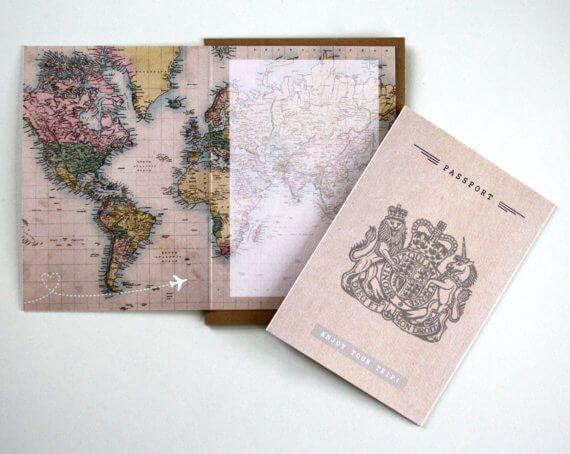 Passport Card - Designed by Rodo Creative