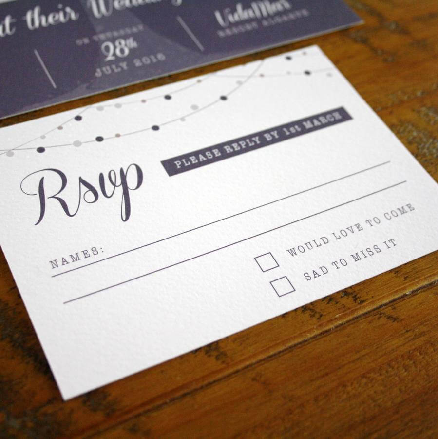 Enchanted Forest Wedding Invitation - Rodo Creative