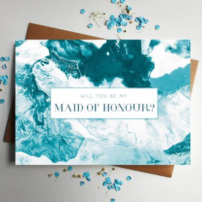 original_will-you-be-my-maid-of-honour-marble-card-1