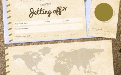 Jetting off Boarding Pass