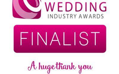 The Wedding Industry Awards 2018 – Regional Finalists