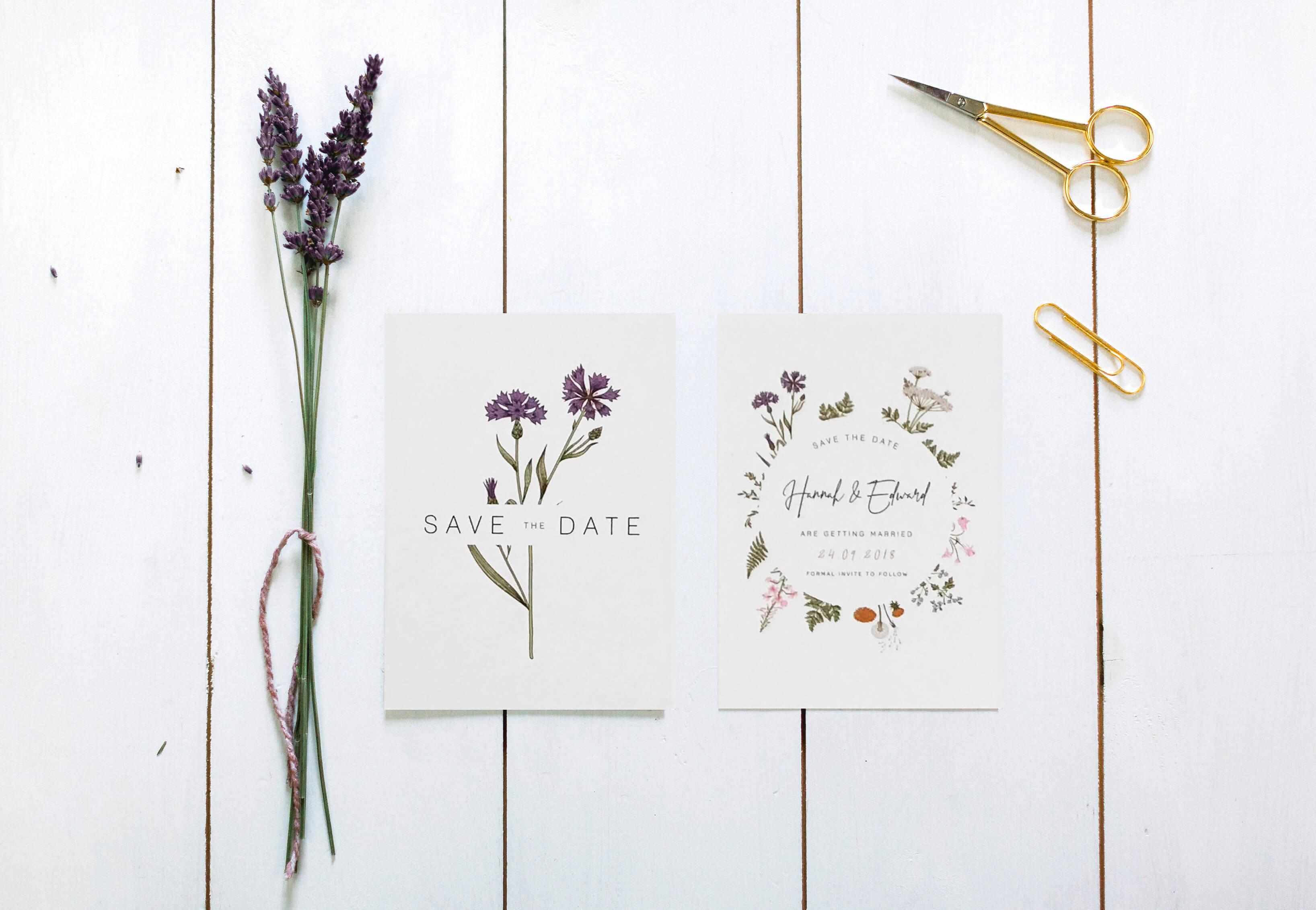 Wedding Invitations Manchester: Bespoke Wedding Stationery, Invitations In