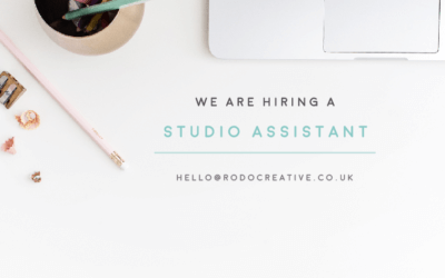 Studio Assistant Role!