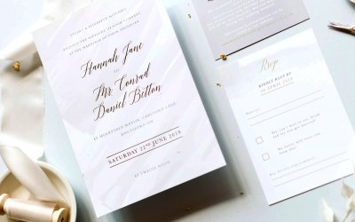 Wedding Checklist for Stationery