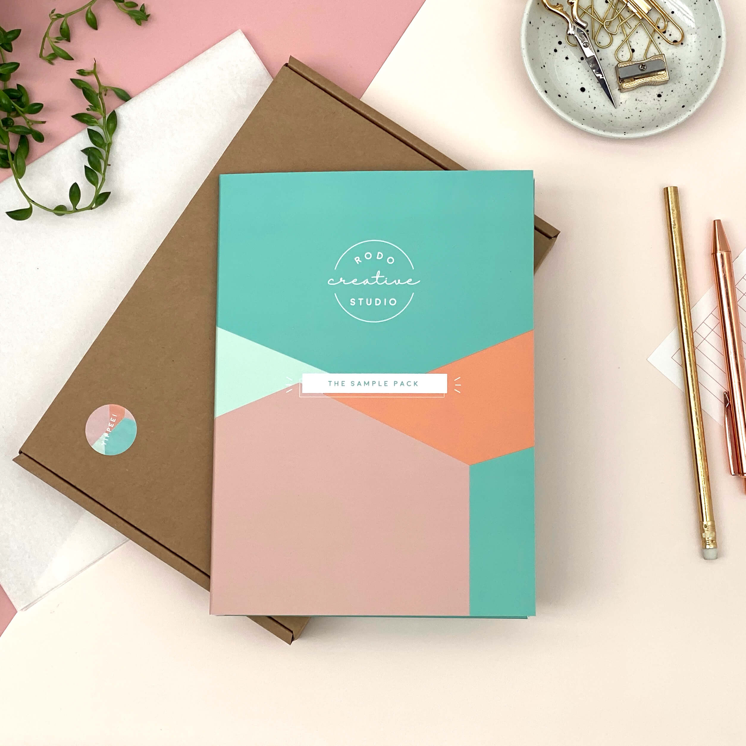 Sample Pack for all your wedding stationery needs