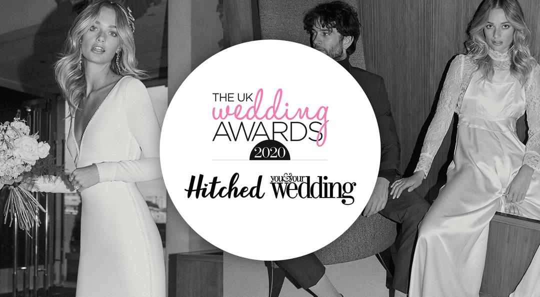 The UK Wedding Awards 2020 – Best Wedding Stationery Supplier Nominee