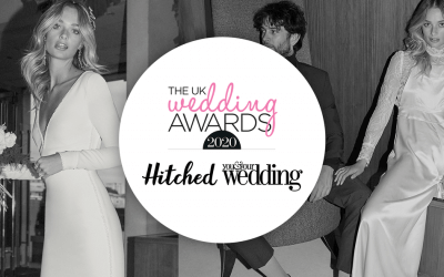 The UK Wedding Awards 2020 – Best Wedding Stationery Supplier Nominee