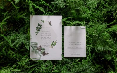 Wedding Invitations – What to include – mix and match from our list.