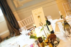 Wedding Table Names - What should I name my Tables? Helpful advice from Rodo Creative