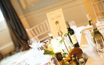 Wedding Table Names – What should I name my Tables?