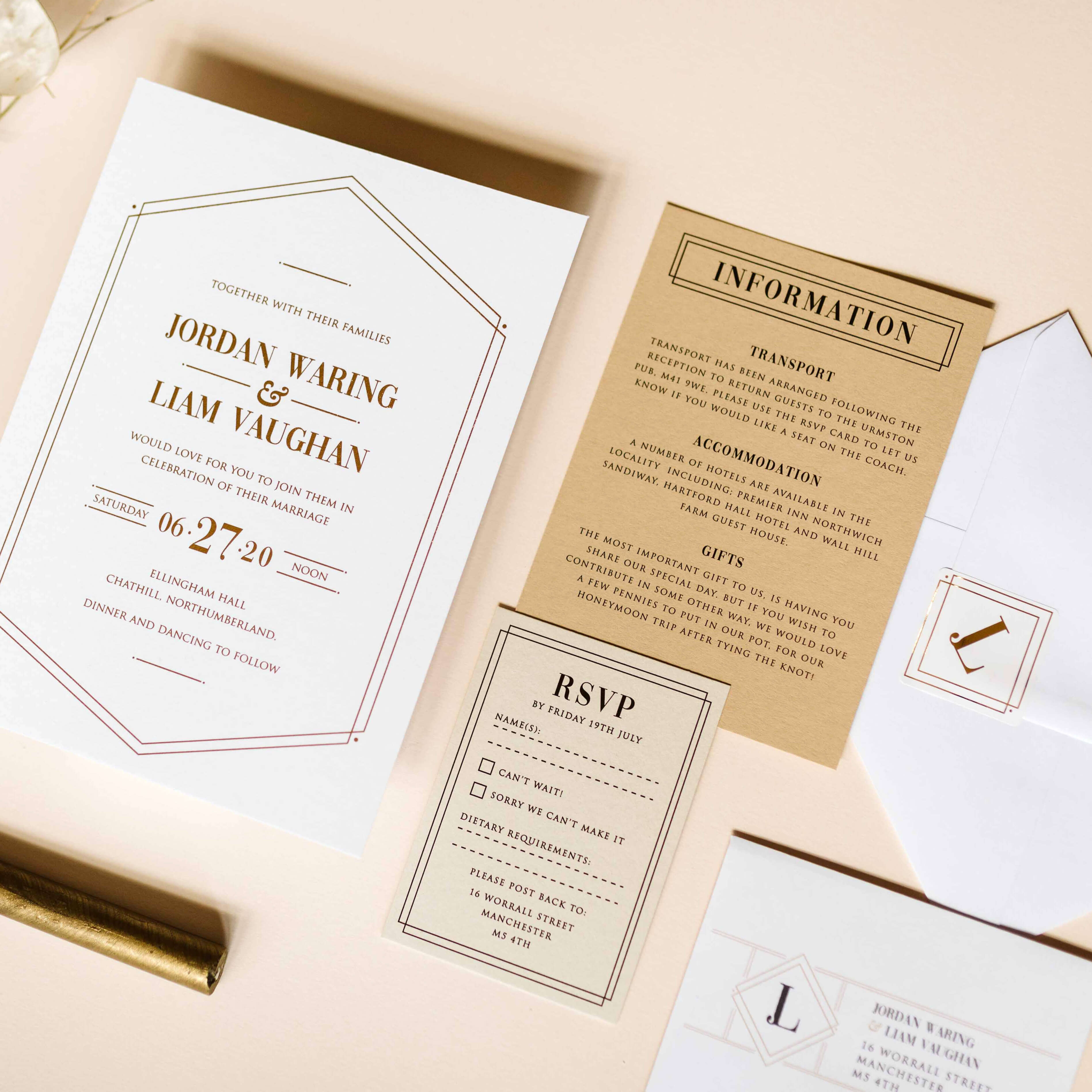 Gift Poems For Your Wedding Invitations Help With Invitation Wording Rodo Creative