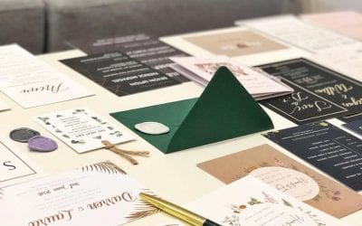 Wedding Stationery Meetings – Why it can be so important to meet your stationer