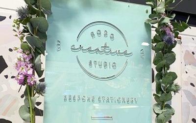 National Wedding Show – Event City – Rodo Creative Wedding Stationery